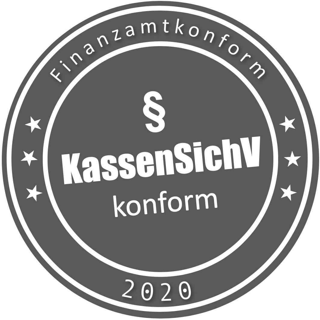 KassenSichV konform 2020