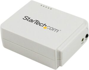 WiFi / LAN Druckserver für USB Bondrucker