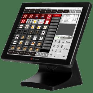 Prisma Gastrokasse 2020 mit Touchscreen